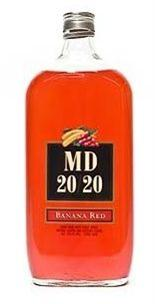 Mogen David Banana Red 20/20 750ml - Case of 12